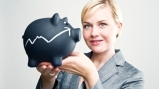 woman_piggy_bank_000009343524
